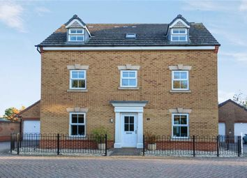 Thumbnail 4 bed detached house for sale in Queen Elizabeth Drive, Taw Hill, Wiltshire