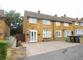 Thumbnail 3 bed end terrace house for sale in Berwick Road, Borehamwood, Herts