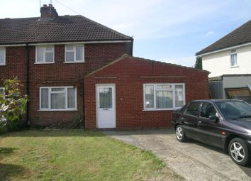 Thumbnail 5 bed property to rent in Magna Road, Englefield Green, Surrey