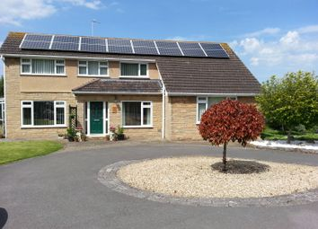 Thumbnail 5 bed detached house for sale in Haywood Gardens, Weston-Super-Mare