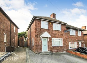 Thumbnail 3 bed semi-detached house for sale in Prestwood Drive, Collier Row, Romford