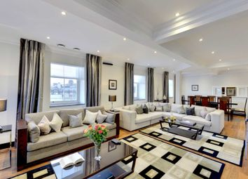 Thumbnail 4 bed flat to rent in Queens Gate, Knightsbridge