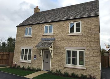 Thumbnail 4 bedroom detached house to rent in Heron Close, Bourton On The Water