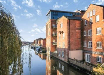 2 bed flat for sale in Portland Street, Worcester WR1