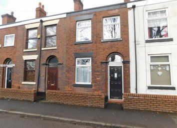 Thumbnail 3 bed terraced house for sale in Stockport Road East, Bredbury, Stockport