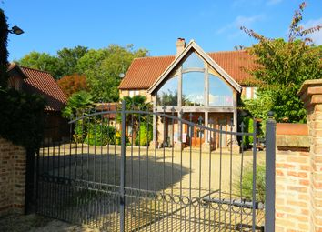 Thumbnail 5 bed detached house to rent in Long Lane, Feltwell, Thetford