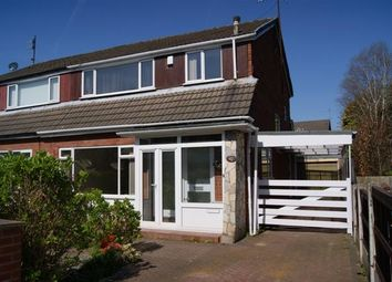 Thumbnail 3 bed semi-detached house to rent in Moorcroft Road, Allerton, Liverpool