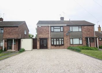 Thumbnail 2 bed semi-detached house for sale in Sir Winston Churchill Place, Binley Woods, Coventry