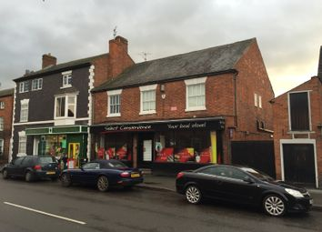 Thumbnail Retail premises for sale in Warwick Street, Wellesbourne