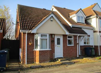 Thumbnail 1 bedroom bungalow to rent in Armada Close, Wisbech