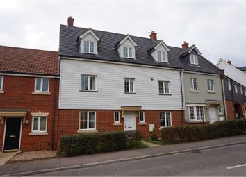 Thumbnail 5 bed town house for sale in Canon Road, Dunmow