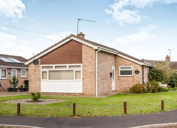 Thumbnail 2 bed detached bungalow for sale in Angerstein Close, Weeting, Brandon