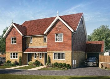 "Thumbnail 3 bed property for sale in ""The Hartley II"" at Reigate Road, Hookwood, Horley"