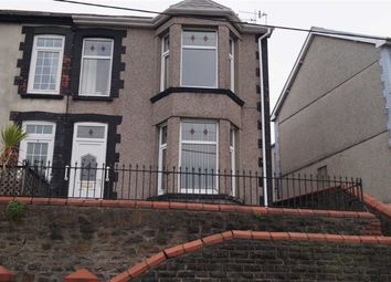 Thumbnail 3 bed semi-detached house for sale in Troed-Y-Rhiw Road, Mountain Ash