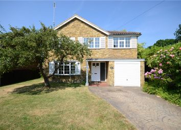 Thumbnail 5 bedroom detached house for sale in The Broadway, Sandhurst, Berkshire