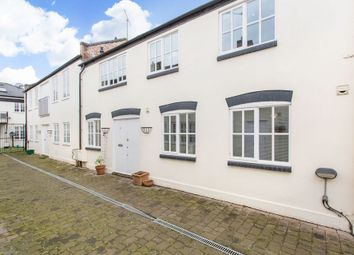 Thumbnail 2 bed mews house for sale in Medway Road, London