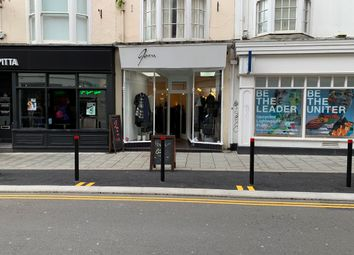 Retail premises to let in East Street, Brighton BN1
