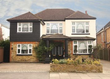 Thumbnail 4 bed detached house for sale in Myddelton Park, Whetstone, London