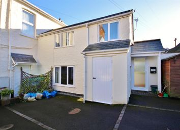 Thumbnail 1 bed semi-detached house for sale in Fore Street, Beer, Seaton