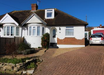 Thumbnail 3 bed semi-detached bungalow for sale in Edward Grove, Fareham