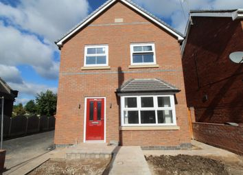 Thumbnail 3 bed detached house for sale in Church Street, Rugeley