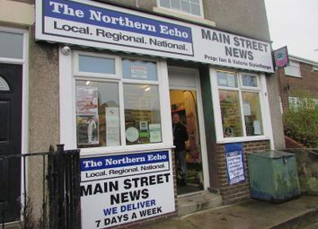 Thumbnail Retail premises for sale in Main Street, Shildon