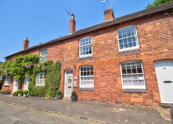 Thumbnail 2 bed cottage for sale in Park Road, Alrewas, Burton-On-Trent