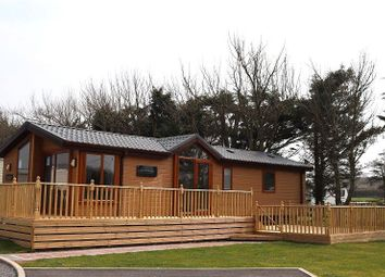 Thumbnail 3 bedroom lodge for sale in Penally, Tenby