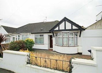 Thumbnail 3 bed bungalow to rent in Farndale Crescent, Greenford