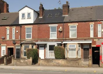Thumbnail 3 bedroom terraced house for sale in Queens Road, Sheffield, South Yorkshire