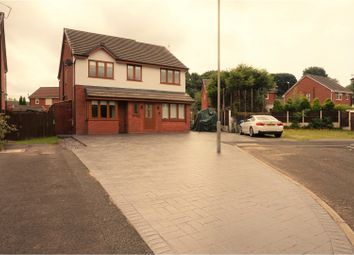 Thumbnail 4 bed detached house for sale in Tewkesbury Close, Liverpool