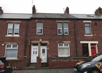Thumbnail 2 bed flat for sale in York Street, Pelaw, Gateshead