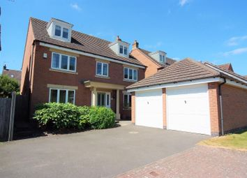 Thumbnail 5 bed detached house for sale in Guinea Crescent, Coventry