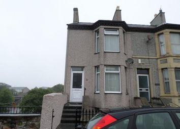 Thumbnail 3 bed end terrace house for sale in 1, Clarke Terrace, Caernarfon