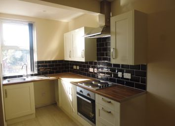Thumbnail 2 bedroom flat to rent in Halifax Road, Rochdale