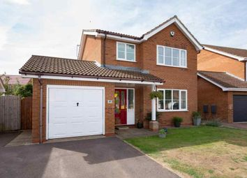 Thumbnail 3 bed detached house for sale in Claudette Avenue, Spalding