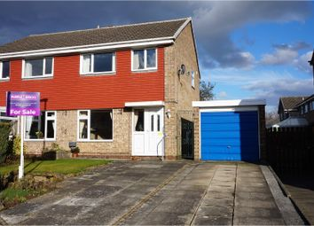 Thumbnail 3 bed semi-detached house for sale in Birkdale Avenue, Sheffield