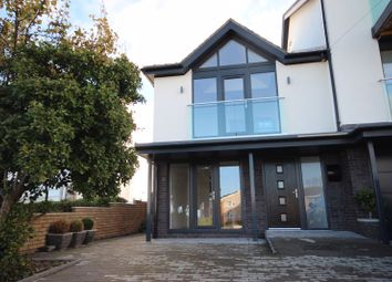 Thumbnail 4 bed town house for sale in Deganwy Road, Deganwy, Conwy