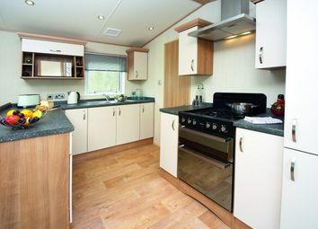 Thumbnail 2 bedroom mobile/park home for sale in Charles Way, Whitstable-Alberta Holiday Park - Seasalter, Ke