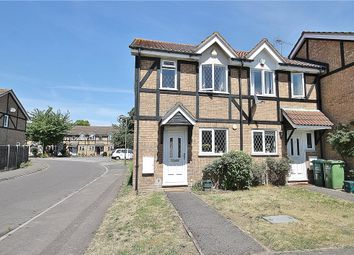 Thumbnail 2 bed end terrace house for sale in Seymour Way, Sunbury-On-Thames, Surrey