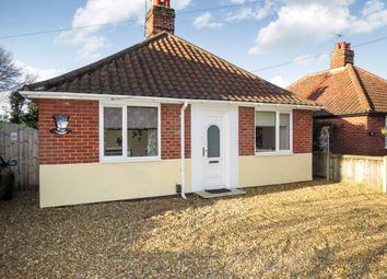 Thumbnail 3 bedroom detached bungalow for sale in St. Faiths Road, Old Catton, Norwich