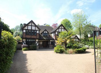 Thumbnail 5 bed detached house for sale in Chislehurst Road, Chislehurst, Kent