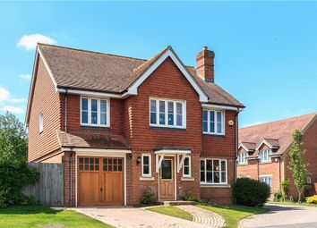 Thumbnail 5 bedroom detached house for sale in Goldfinch Gardens, Guildford, Surrey