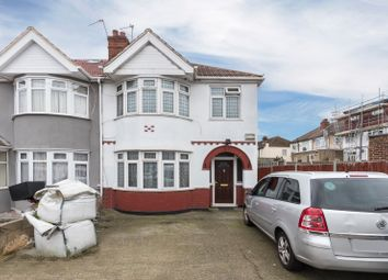 Thumbnail 3 bed end terrace house for sale in Wood Lane, London
