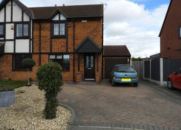 Thumbnail 3 bed semi-detached house to rent in Limbreck Court, Bentley, Doncaster