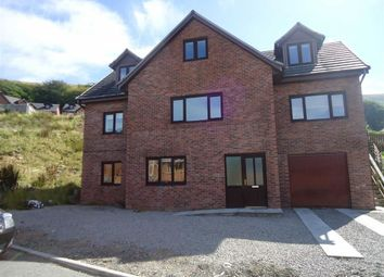 Thumbnail 6 bed detached house for sale in Woodland Walk, Blaina, Blaenau Gwent