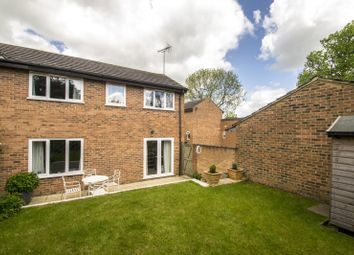 Thumbnail 3 bed semi-detached house for sale in Beckley Close, Woodcote, Reading