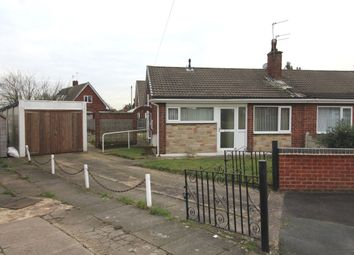 Thumbnail 2 bed bungalow for sale in New Ings, Armthorpe, Doncaster