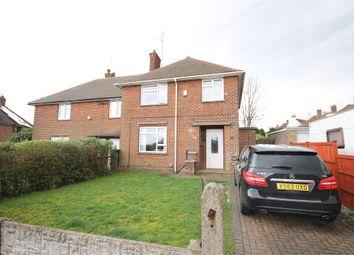 Thumbnail 3 bedroom semi-detached house for sale in Bancroft Lane, Mansfield, Nottinghamshire