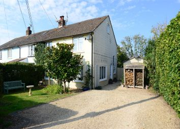 Thumbnail 5 bed end terrace house for sale in North Stroud Lane, Petersfield